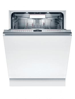 Lavavajillas Integrable Bosch SMV8YCX01E de 60 cm, para 14 servicios | Secado PerfectDry con Zeolitas | 3ª Bandeja VarioDrawer Pro | WiFi Home Connect | Motor EcoSilence Clase A+++ | Serie 8