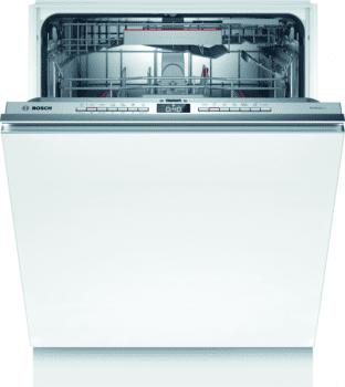 Lavavajillas Integrable Bosch SMH6ZDX00E de 60 cm, para 14 servicios | Secado PerfectDry con Zeolitas | WiFi Home Connect | Motor EcoSilence Clase A+++ | Serie 6