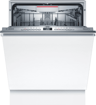 Lavavajillas Integrable Bosch SMV4HCX48E de 60 cm, para 14 servicios | Secado PerfectDry con Zeolitas | 3ª Bandeja VarioDrawer | WiFi Home Connect | Motor EcoSilence Clase A++ | Serie 4