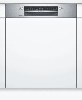 Lavavajillas Integrable Bosch SMI4HCS48E | 60cm | Metallic | Home Connect | A++