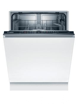 Lavavajillas Integrable Bosch SMV2ITX18E de 60 cm, para 12 servicios | WiFi Home Connect | Motor EcoSilence Clase A+ | Serie 2