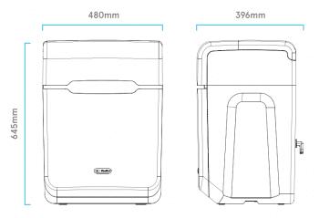 Descalcificador Kinetico Premier Plus | Doble Botella de Resina | Agua Descalcificada Sin Consumo de Luz - 2