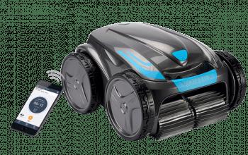 Limpiafondos eléctrico Zodiac OV 5480 iQ para limpieza de fondos, paredes y línea de agua