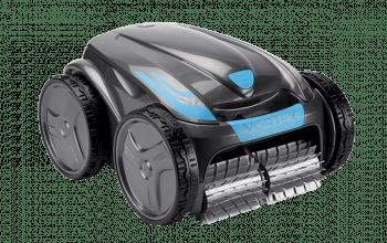 Limpiafondos eléctrico Zodiac OV 5200 para limpieza de fondos, paredes y línea de agua