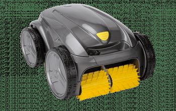 Limpiafondos eléctrico Zodiac OV 3400 para limpieza de fondos, paredes y línea de agua