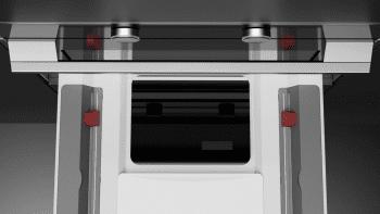 Envasadora al vacio VS 1520 GS Teka | báscula de cocina y auto-cierre - 1