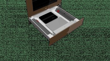 Envasadora al vacio VS 1520 GS Teka | báscula de cocina y auto-cierre - 4