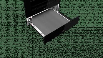 Calientaplatos CP 150 GS Teka con termostato regulable y apertura push-pull - 4