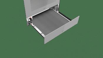 Calientaplatos CP 150 GS Teka con termostato regulable y apertura push-pull - 5