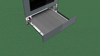 Calientaplatos CP 150 GS Teka con termostato regulable y apertura push-pull - 6