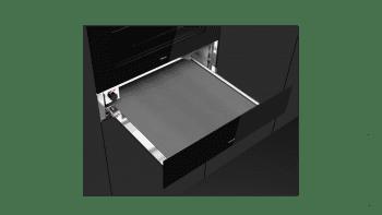 Calientaplatos CP 150 GS Teka con termostato regulable y apertura push-pull - 7