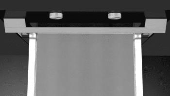 Calientaplatos CP 150 GS Teka con termostato regulable y apertura push-pull - 9