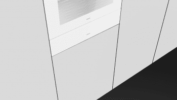 Cristal frontal Teka KIT VS/CP COLOR para Calientaplatos y Envasadora al vacío - 2