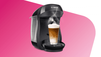 Cafetera multibebida Bosch TAS1002 TASSIMO HAPPY - 2