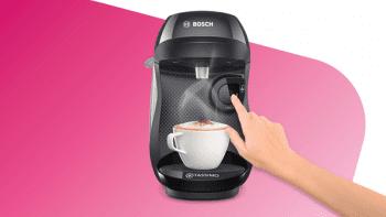 Cafetera multibebida Bosch TAS1002 TASSIMO HAPPY - 4