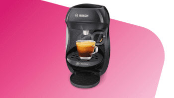 Cafetera multibebida Bosch TAS1002 TASSIMO HAPPY - 5