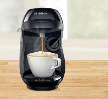 Cafetera multibebida Bosch TAS1002 TASSIMO HAPPY - 11