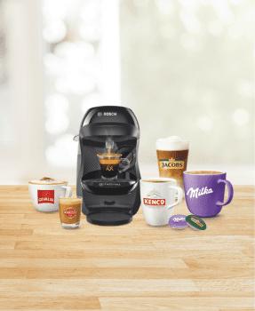 Cafetera multibebida Bosch TAS1002 TASSIMO HAPPY - 14