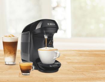 Cafetera multibebida Bosch TAS1002 TASSIMO HAPPY - 16