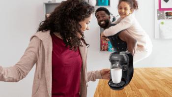 Cafetera multibebida Bosch TAS1002 TASSIMO HAPPY - 21