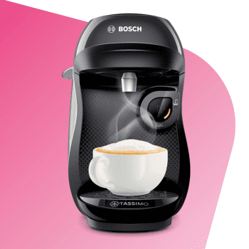 Cafetera multibebida Bosch TAS1002 TASSIMO HAPPY - 24