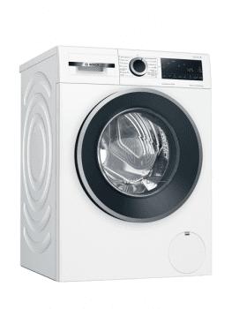 LavaSecadora Bosch WNG25400ES Blanca de 10 Kg en lavado, 6 Kg en secado, a 1400 rpm | Motor EcoSilence de Clase A