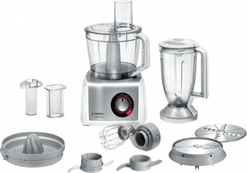 Robot de Cocina Bosch MC812S820 | 1250W | 3,9L | Blanco | INOX