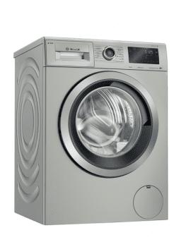 Lavadora Bosch WAL28PHXES Inoxidable, de 10 Kg a 1400 rpm, con autodosificación detergente i-Dos | WiFi Home Connect | Clase C