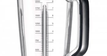 Batidora de Vaso Bosch MMBH6P6B | VitaBoost | 1600W | Negro | Vita App - 6