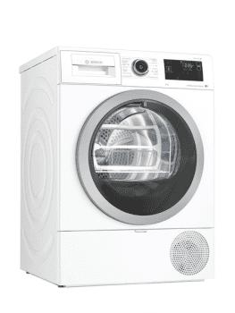 Secadora Bosch WTU87RH2ES Blanca, con bomba de calor, 9 Kg | WiFi Home Connect | Clase A++