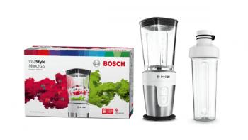 Batidora de Vaso Bosch MMBM7G2M | VitaStyle Mixx2Go | 350W | INOX | Vita App - 1