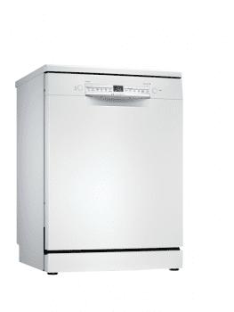 Lavavajillas Bosch SMS2HKW00E Blanco, de 60 cm, para 12 servicios | WiFi Home Connect | Clase D