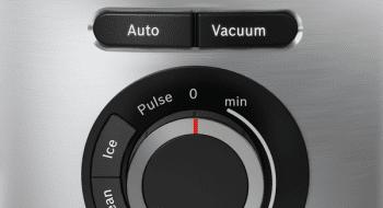 Batidora de vaso al vacío Bosch MMBV622M | VitaMaxx | 1000W | Acero | VitaApp BAR - 8