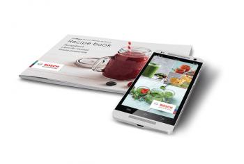 Batidora de vaso al vacío Bosch MMBV622M | VitaMaxx | 1000W | Acero | VitaApp BAR - 9
