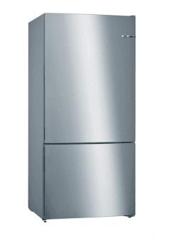 Frigorífico Combi Bosch KGN864IFA Inoxidable de 186 x 86 cm NoFrost | Clase F