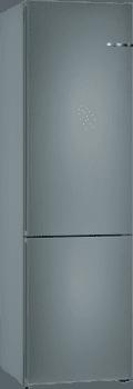 Frigorífico Combi VarioStyle Bosch KVN39IGEC Gris antracita, de 203 x 60 cm | Puertas personalizables | Clase E - 1