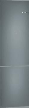 Frigorífico Combi VarioStyle Bosch KVN39IGEC Gris antracita, de 203 x 60 cm | Puertas personalizables | Clase E - 2