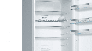Frigorífico Combi VarioStyle Bosch KVN39IGEC Gris antracita, de 203 x 60 cm | Puertas personalizables | Clase E - 5