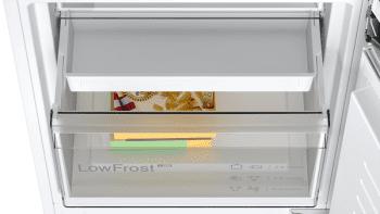 Frigorífico Combi Bosch KIV86VSE0 Cíclico Integrable, de 177.2 x 54.1 cm con tecnología Low Frost | Clase E - 2