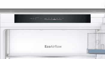 Frigorífico Combi Bosch KIV86VSE0 Cíclico Integrable, de 177.2 x 54.1 cm con tecnología Low Frost | Clase E - 5