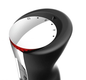 Batidora de mano Bosch MS62M6110   ErgoMixx Style   1000 W   Acero inoxidable - 6