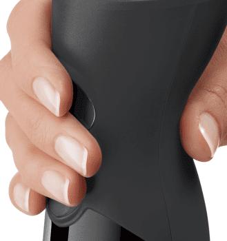 Batidora de mano Bosch MS61B6170   ErgoMixx   1000 W  Negro + antracita - 10