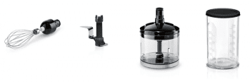 Batidora de mano Bosch MS61B6170   ErgoMixx   1000 W  Negro + antracita - 13