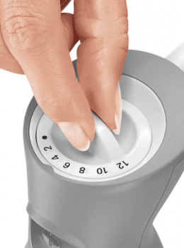 Batidora de mano Bosch MSM66120 | ErgoMixx | 600 W | Blanco - 4
