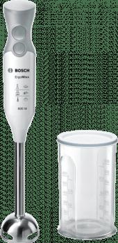 Batidora de mano Bosch MSM66110 | ErgoMixx | 600W | Blanco