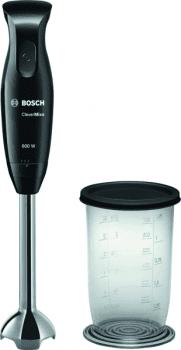 Batidora de mano Bosch MSM2610B | CleverMixx | 600W | Negro + Antracita