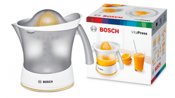 Exprimidor Bosch MCP3500N | VitaPress | Blanco