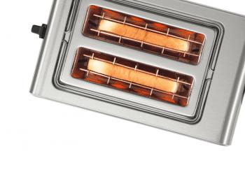 Tostador corto Bosch TAT7S25 | 2 rebanadas | INOX - 5