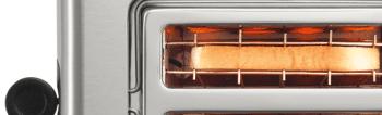 Tostador corto Bosch TAT7S25 | 2 rebanadas | INOX - 6