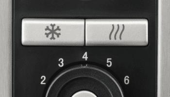 Tostador corto Bosch TAT7S25 | 2 rebanadas | INOX - 7